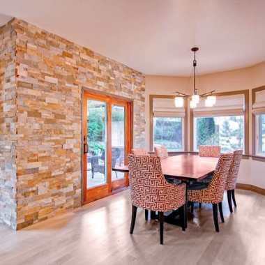 Dining Room Remodel Home Remodel York St Denver CO Castle Building Company