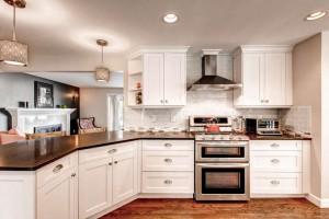 Kitchen Remodel Castle Building Company Centennial, Castle Pines, South Denver