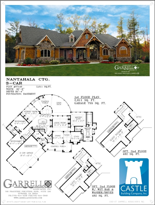 Available homes home remodeling home renovations home Nantahala house plan